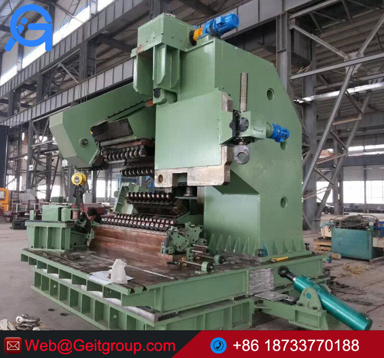 Frontal-swinging Spiral Welded Pipe Line diameter of φ630~φ3520