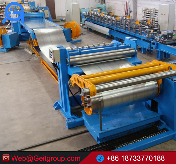 High speed steel coil slitting lines manufacturer