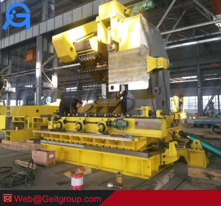 Ssaw Pipe Mill Factory Price